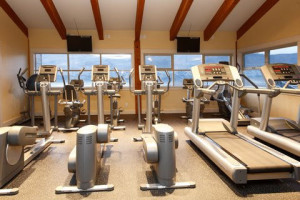 Seasons Vernon Club Fitness Equipment