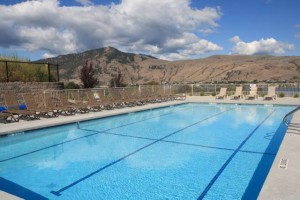 Seasons in the Okanagan Pool